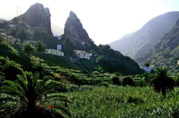 La Gomera by bus