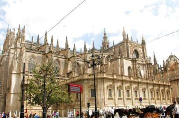 Cathedral of Seville Cofrade
