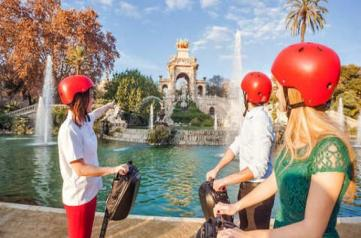 Segway Tour - 2 Hours